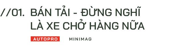 9X Lào Cai đánh giá Toyota Hilux 2020: Bán tải không còn là nửa xe tải - Ảnh 3.