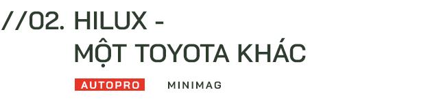 9X Lào Cai đánh giá Toyota Hilux 2020: Bán tải không còn là nửa xe tải - Ảnh 9.