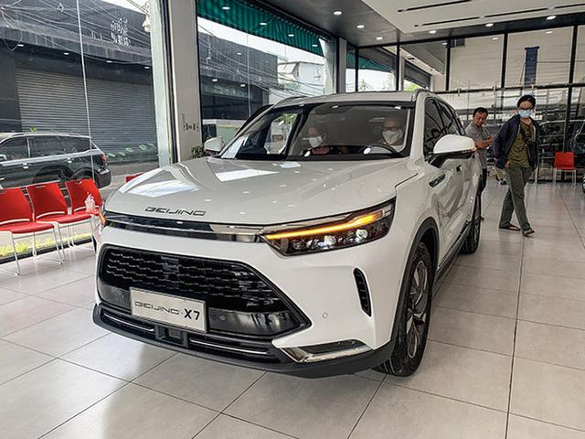 Ô tô Trung Quốc giảm thêm gần cả trăm triệu đồng/xe  - Ảnh 1.