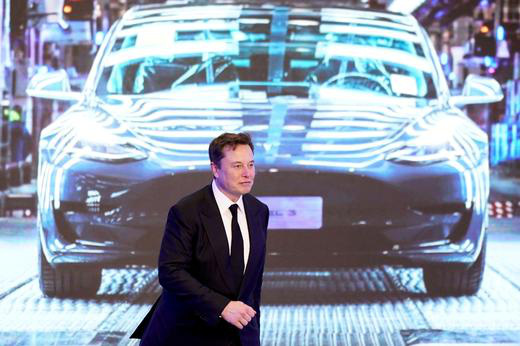 Cổ phiếu Tesla chạm mức cao nhất mọi thời đại  - Ảnh 2.