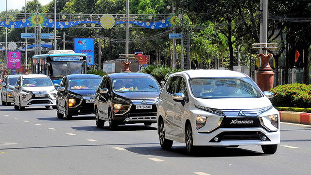 Cục diện thị trường ô tô Việt Nam nhìn từ 10 xe bán chạy  - Ảnh 2.