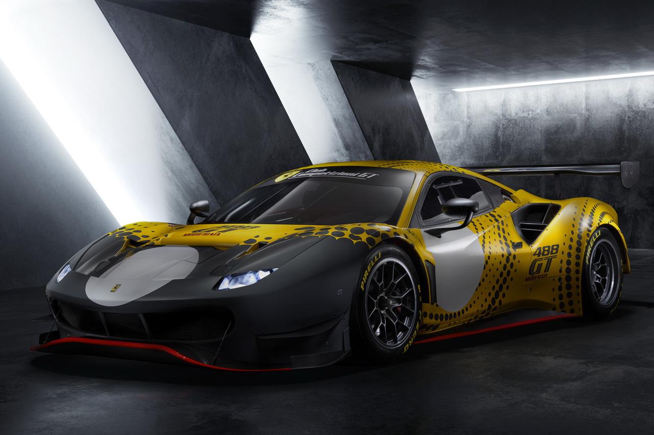 Tưởng đã bị F8 Tributo chiếm sóng, Ferrari 488 bất ngờ thêm phiên bản động cơ siêu khủng cho nhà giàu mê tốc độ
