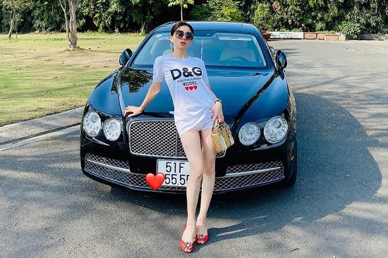 Xế hộp Bentley 20 tỷ đồng của Nữ hoàng phòng trà Lệ Quyên có gì đặc biệt? - Ảnh 5.