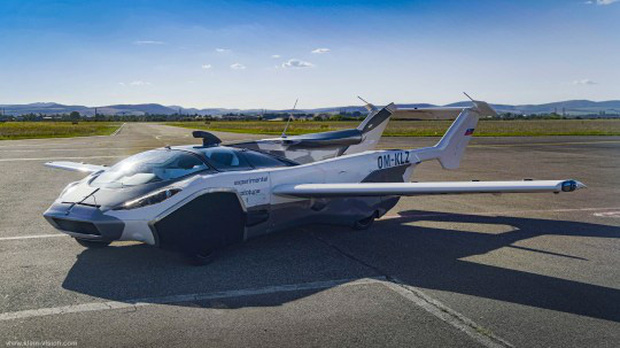 Chiếc xe hơi này có thể biến thành máy bay chỉ trong 3 phút - Ảnh 2.