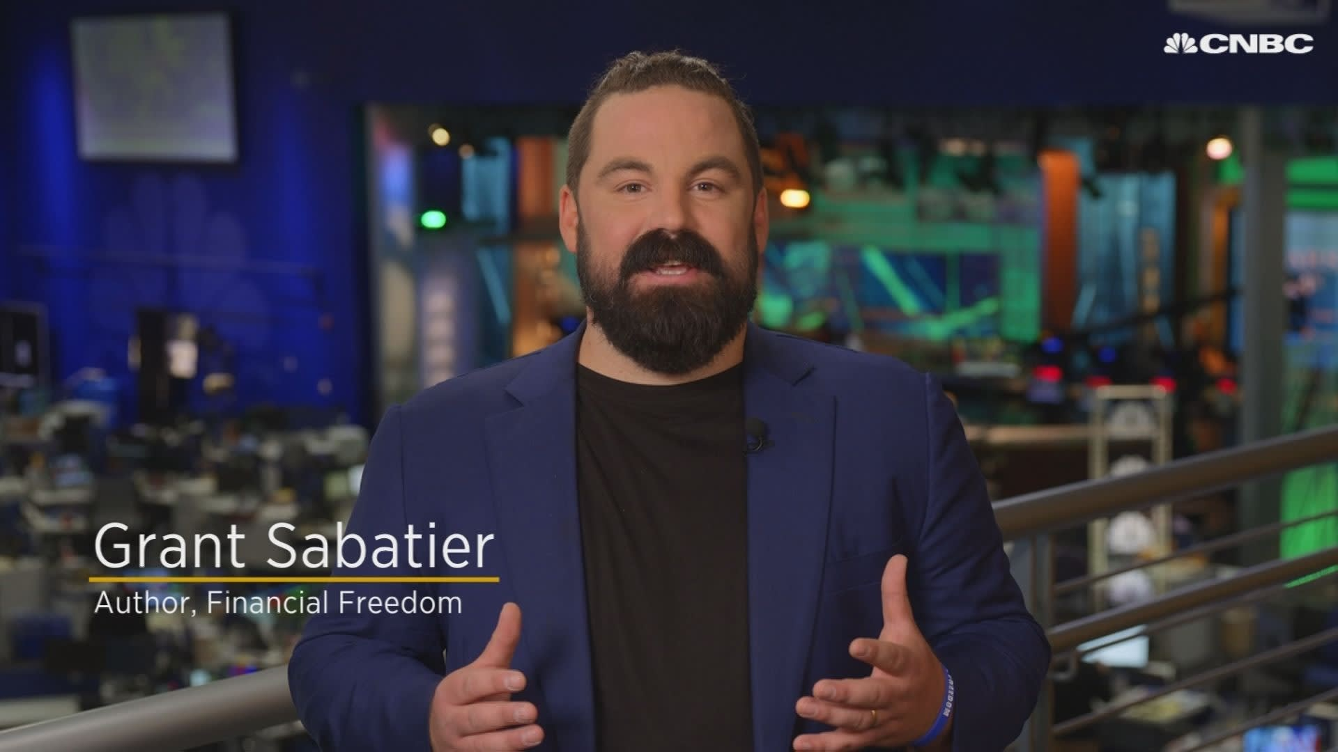 Grant Sabatier