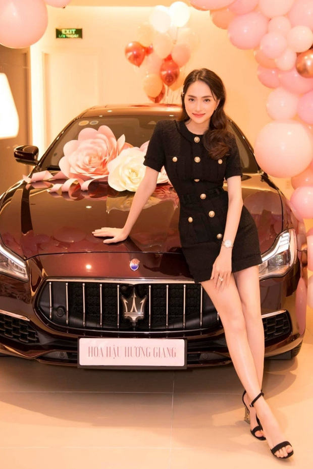 Xôn xao tin đồn Matt Liu chưa từng tặng xe cho Hương Giang, xế hộp 8 tỷ là của nàng Hậu mua trả góp - Ảnh 3.
