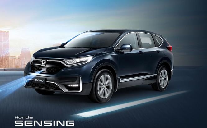 Honda Sensing bị phản ánh một số vấn đề trên thế giới.