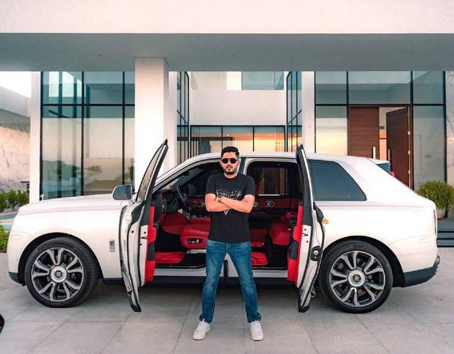 Bộ sưu tập xe Rolls-Royce của tỷ phú 29 tuổi  - Ảnh 1.