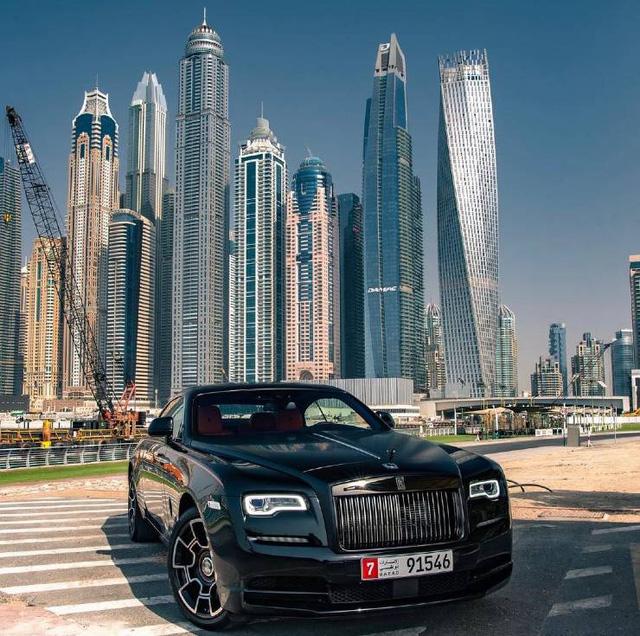 Bộ sưu tập xe Rolls-Royce của tỷ phú 29 tuổi  - Ảnh 2.