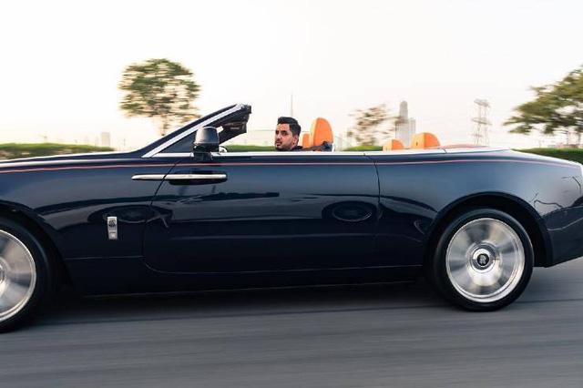 Bộ sưu tập xe Rolls-Royce của tỷ phú 29 tuổi  - Ảnh 3.