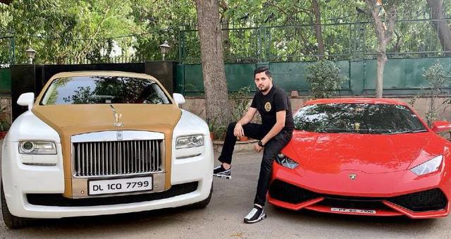 Bộ sưu tập xe Rolls-Royce của tỷ phú 29 tuổi  - Ảnh 4.