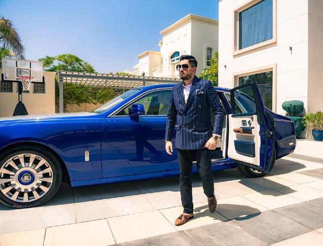 Bộ sưu tập xe Rolls-Royce của tỷ phú 29 tuổi  - Ảnh 5.
