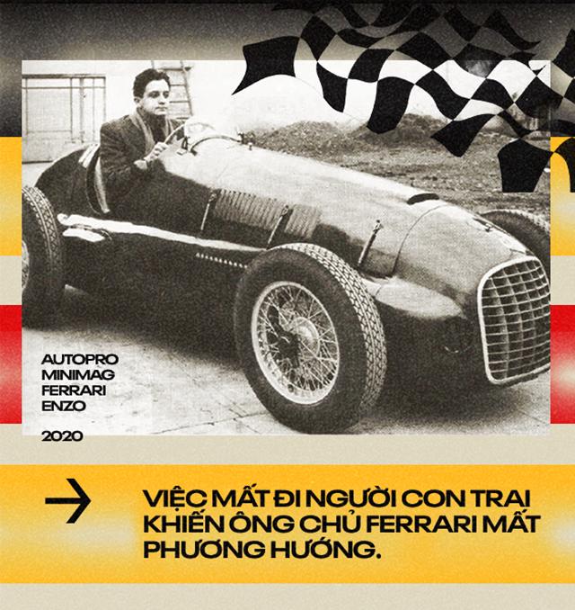 Chuyện ít biết về Ferrari: Thời khắc suýt 'toang' nhưng kịp hồi sinh thành hãng siêu xe hàng đầu thế giới như ngày nay - Ảnh 4.