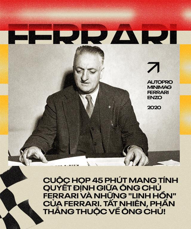 Chuyện ít biết về Ferrari: Thời khắc suýt 'toang' nhưng kịp hồi sinh thành hãng siêu xe hàng đầu thế giới như ngày nay - Ảnh 10.