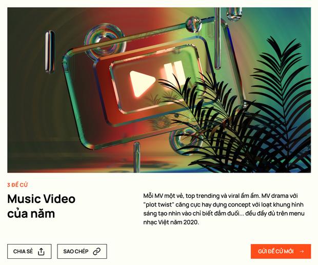 WeChoice Awards 2020 chính thức bước vào giai đoạn độc giả đề cử: Bạn đã sẵn sàng đồng hành cùng chúng tôi trên hành trình lan tỏa những niềm cảm hứng? - Ảnh 5.