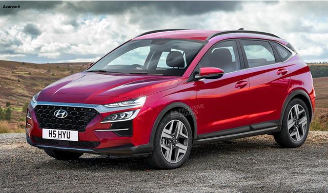 Xem trước Hyundai Bayon - SUV cỡ nhỏ hoàn toàn mới đẹp lung linh cạnh tranh Kia Sonet - Ảnh 1.