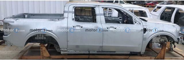 Lộ diện chi tiết hot của Ford Maverick - Đàn em Ranger đúng chất bán tải mini - Ảnh 3.