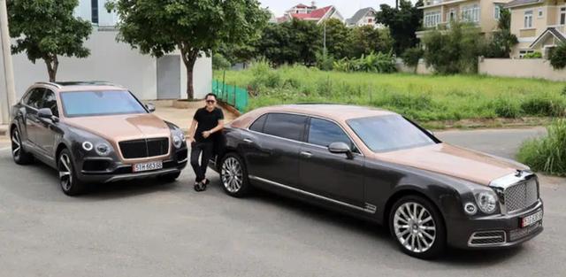 Đẳng cấp đại gia 1 năm tặng vợ 2 siêu xe: Một xe 60 tỷ, xe còn lại ở Việt Nam chưa ai có  - Ảnh 7.