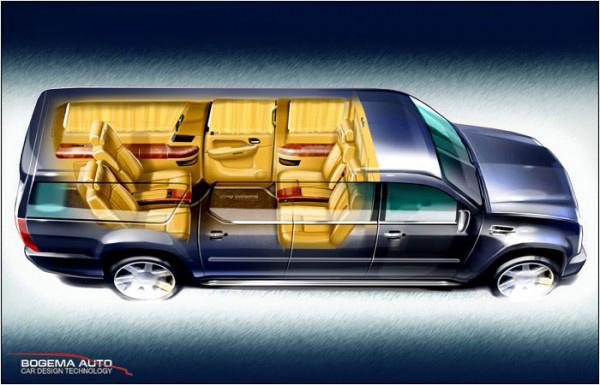 Khủng long Cadillac Escalade ESV XXXL độc nhất Việt Nam lăn bánh trên phố: Dài tận 6,6m, 3 hàng ghế, giá nửa triệu USD - Ảnh 6.