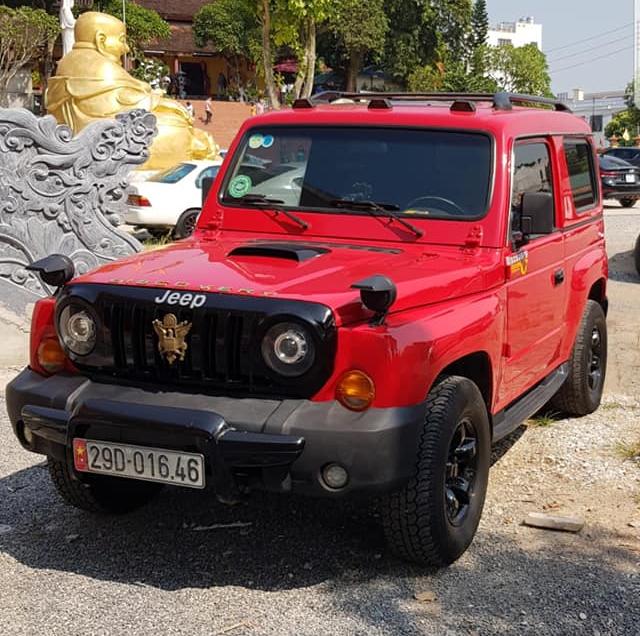 Thiếu thời gian chơi, chủ xe bán SUV Kia nhái Jeep với giá chưa tới 200 triệu đồng - Ảnh 3.