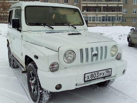 Thiếu thời gian chơi, chủ xe bán SUV Kia nhái Jeep với giá chưa tới 200 triệu đồng - Ảnh 1.