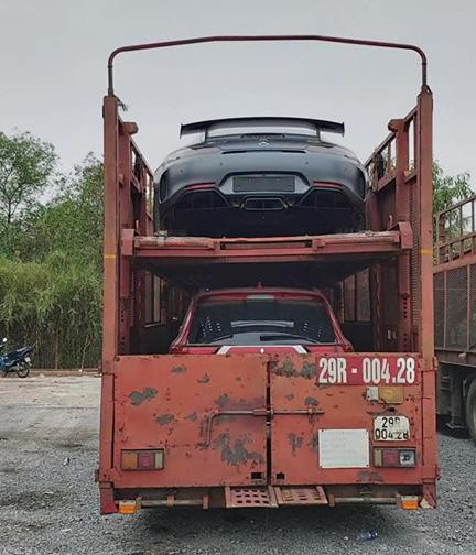 Siêu xe Mercedes-AMG GT R đầu tiên về Việt Nam, riêng màu sơn tốn tiền bằng cả chiếc Honda SH - Ảnh 2.