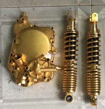 Tiết lộ bất ngờ về chiếc SH mạ vàng giá 1,5 tỷ đang gây sốt - Ảnh 5.