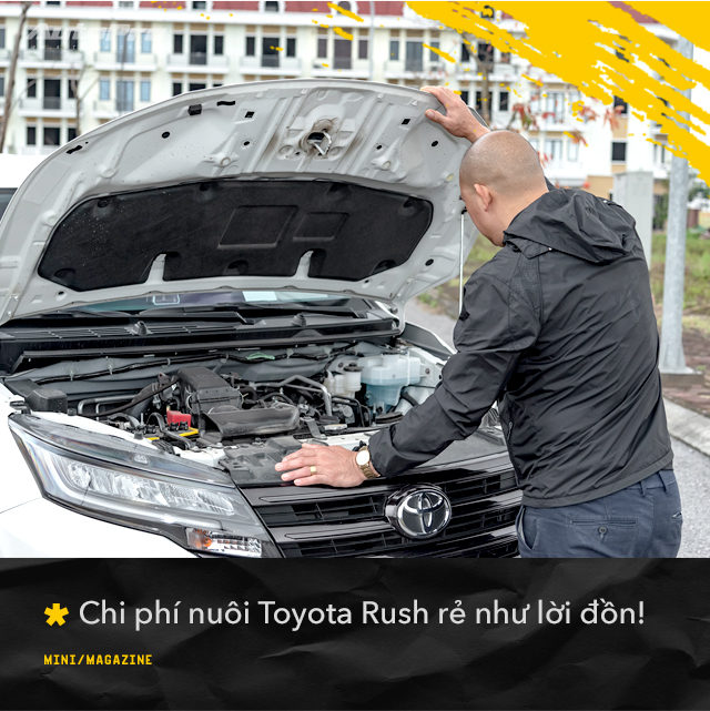 Người dùng đánh giá Toyota Rush sau nửa năm sử dụng: Ngược dòng số đông nhưng đầy bất ngờ - Ảnh 7.