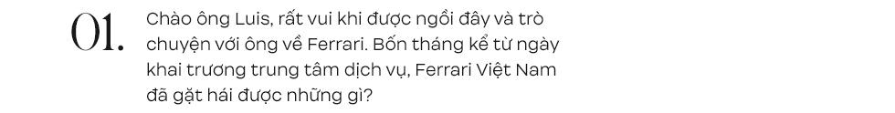 Người sinh cùng thời với siêu xe Ferrari tại Việt Nam: Nuôi siêu xe không tốn nhưng đừng dễ dãi đến mức sửa xe trên vỉa hè - Ảnh 2.