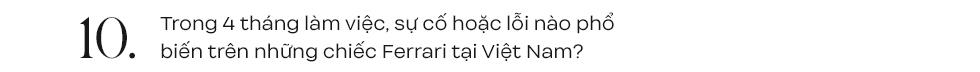 Người sinh cùng thời với siêu xe Ferrari tại Việt Nam: Nuôi siêu xe không tốn nhưng đừng dễ dãi đến mức sửa xe trên vỉa hè - Ảnh 15.