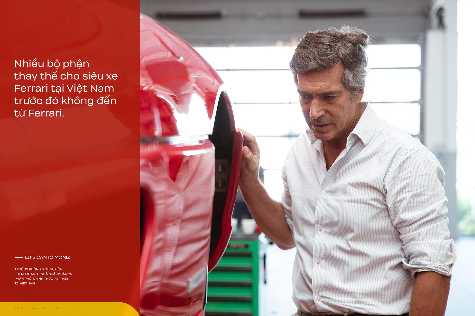 Người sinh cùng thời với siêu xe Ferrari tại Việt Nam: Nuôi siêu xe không tốn nhưng đừng dễ dãi đến mức sửa xe trên vỉa hè - Ảnh 16.
