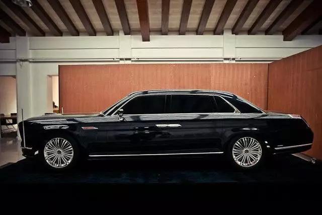 Hongqi L4 - Limousine sang chảnh mới của người Trung Quốc đấu Mercedes-Benz S-Class - Ảnh 2.