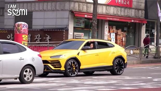 19 tuổi bạn đã có gì trong tay? Còn Bông hồng lai nhà YG Somi đã tậu được siêu xế Lamborghini 20 tỷ chẳng cần đắn đo! - Ảnh 2.