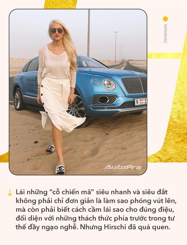 Cô gái vàng trong làng review xe: Từ lái Mitsubishi tới chinh phục siêu xe và kiếm bộn tiền khiến cánh mày râu ngả mũ - Ảnh 2.
