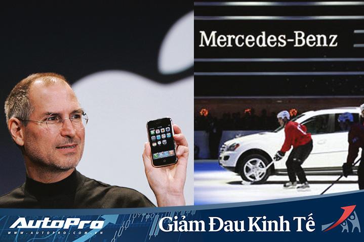 COVID-19 - 'Cú hích' các đại gia ô tô nghe lời Steve Jobs 13 năm về trước