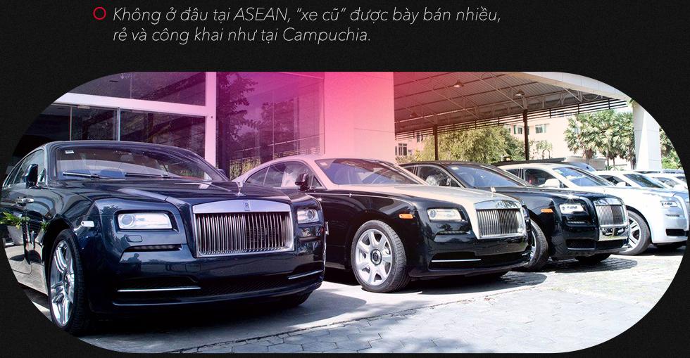 Vén mở góc khuất của thị trường xe nhập Campuchia: Rẻ và Rủi - Ảnh 5.