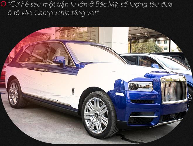 Vén mở góc khuất của thị trường xe nhập Campuchia: Rẻ và Rủi - Ảnh 6.