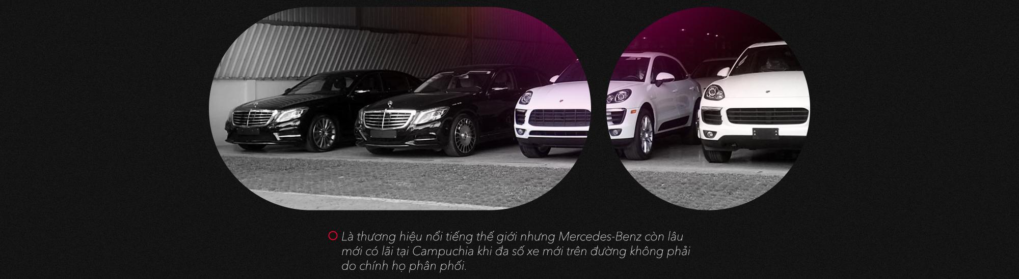 Vén mở góc khuất của thị trường xe nhập Campuchia: Rẻ và Rủi - Ảnh 10.