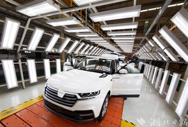 Lộ diện lô xe Trung Quốc mới trên đường về Việt Nam: Nhái trắng trợn Range Rover, giá rẻ bằng 1/10 hàng xịn, lắp ráp giữa 'tâm dịch' - Ảnh 2.