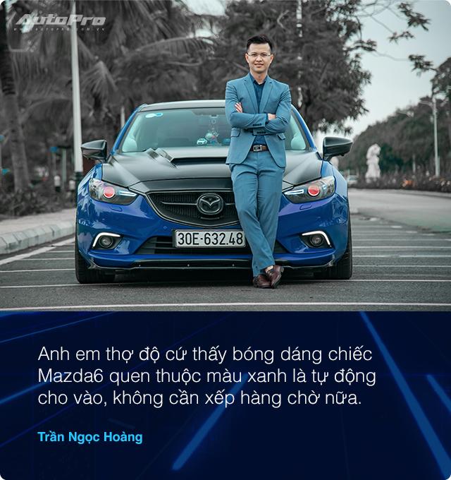 Người dùng Mazda6 sau 2 năm độ loa tới nỗi thợ phải sợ: Học phí hơn 200 triệu, bắt Grab đi làm và lời khuyên tránh 'hố vôi' thời gian, tiền bạc - Ảnh 10.