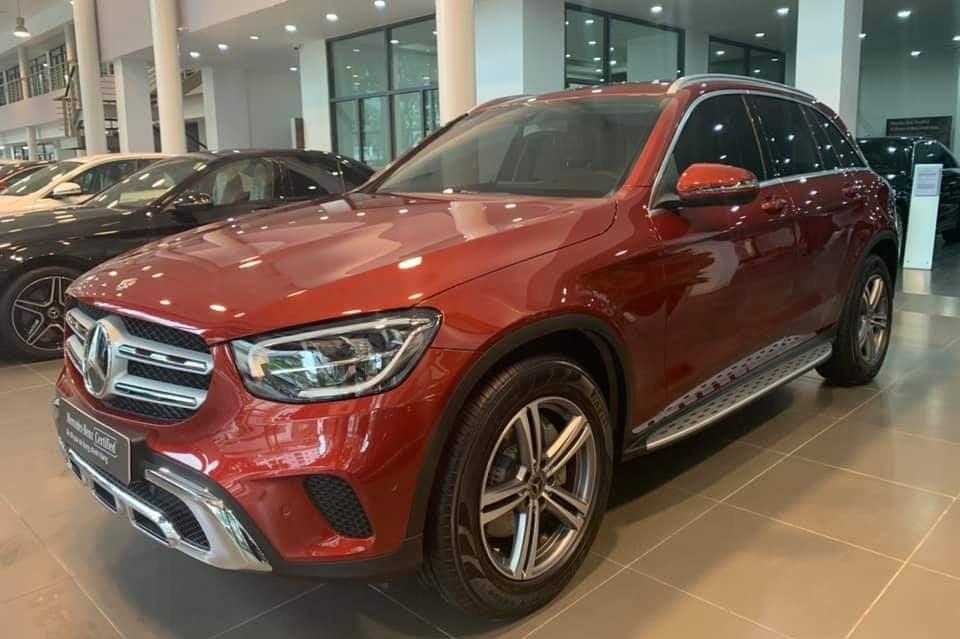 Đại lý vội bán Mercedes-Benz GLC 200 form mới khi vừa...