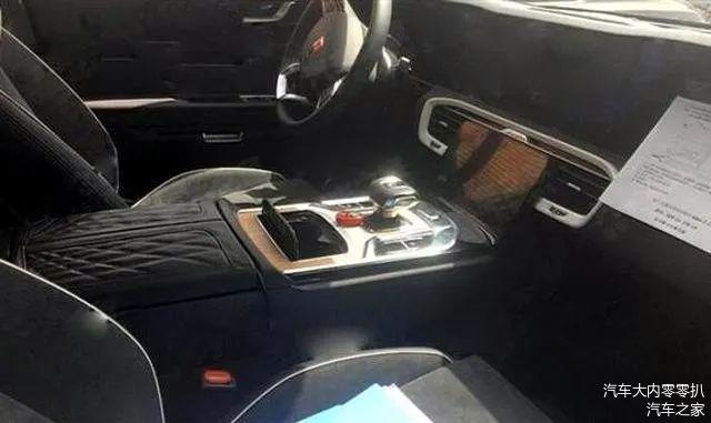 Hongqi E-HS9 - Xe Trung Quốc xuất trận đấu BMW X7 - Ảnh 4.