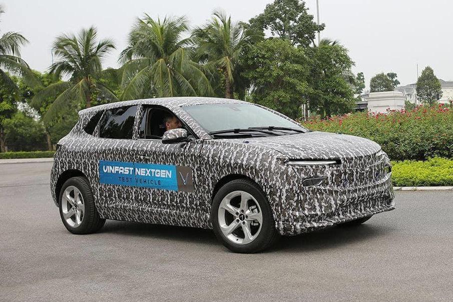 Xe VinFast ngang Honda CR-V bất ngờ lộ diện: Ra mắt tháng 11 tại Mỹ, bán ở nhiều nước, có tuỳ chọn động cơ xăng BMW