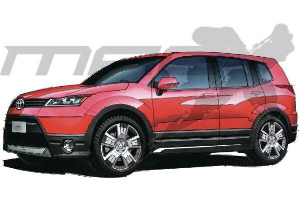 Toyota Việt Nam sắp bán SUV đấu Honda CR-V và đây là 3 lựa chọn tiềm năng nhất - Ảnh 6.