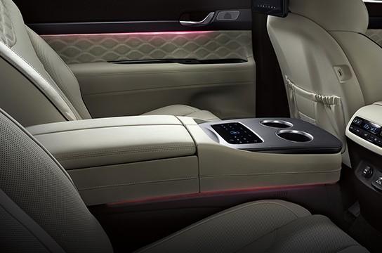 Hyundai Palisade thêm 2 bản cho khách VIP: Hàng sau học theo Maybach - Ảnh 3.
