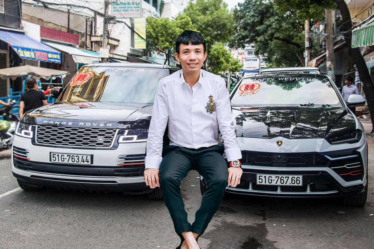 Minh 'nhựa' chia tay thêm Range Rover Autobiography từng đưa dâu con gái sau khi bán Lamborghini Urus