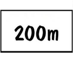Các loại biển giao thông phụ theo Quy chuẩn mới có hiệu lực từ 1/7/2020 - Ảnh 2.