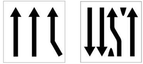 Các loại biển giao thông phụ theo Quy chuẩn mới có hiệu lực từ 1/7/2020 - Ảnh 13.