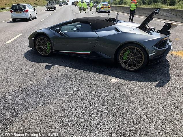 Lamborghini Huracan Performante mui trần từ mới tinh thành sắt vụn sau 20 phút - Ảnh 2.