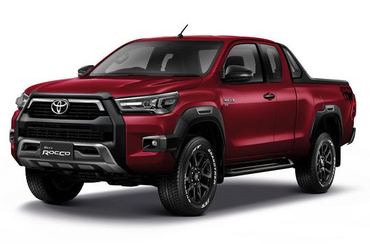 Ra mắt Toyota Hilux 2021: Như RAV4, mạnh ngang Ford Ranger Raptor, chờ ngày về Việt Nam vực dậy doanh số - Ảnh 8.